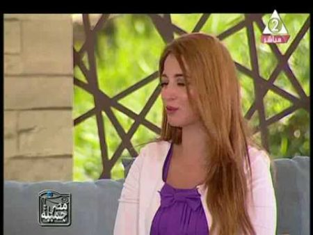 interview on Egyptian TV